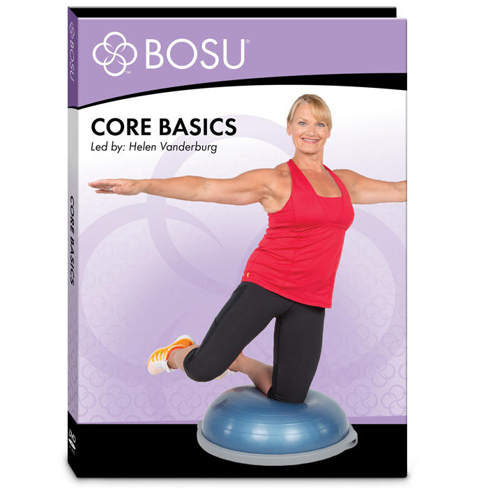 BOSU DVD Core Basics