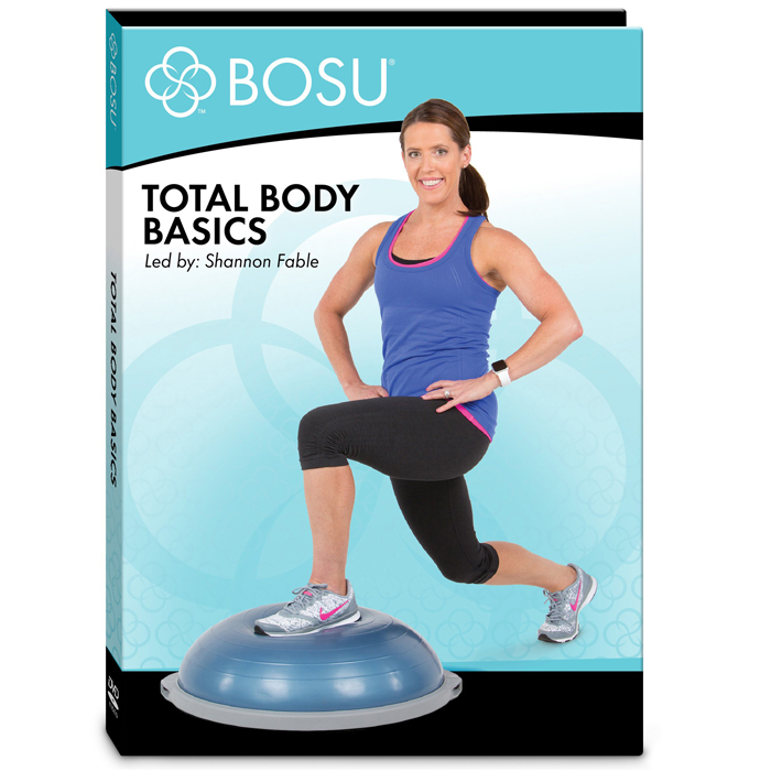 BOSU DVD Total Body Basics